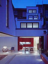 Narrow Houses Modern Narrow House In London Built Within A Slot Which Was