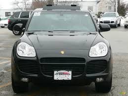 Black Porsche Cayenne - 2006 porsche cayenne photos and wallpapers trueautosite