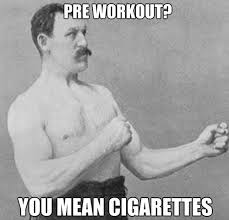 Insanity Workout Meme - best of the overly manly man meme smosh