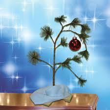 peanut christmas tree brown christmas tree