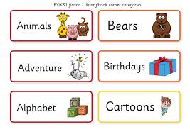 printable book labels ks2 pet library book corner fiction labels free classroom display