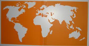 Beautiful World Map by Spray Paint Stencils Beautiful Art Decor U2014 Paint Inspirationpaint