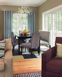Colorful Dining Room by Divine Dining Room Decoration Using Dining Room Loveseat