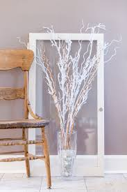 Astounding Branches In Vase As Decoration Best
