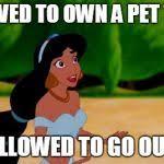 Princess Jasmine Meme - princess jasmine meme generator imgflip