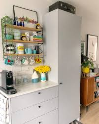 ikea kitchen cupboard storage boxes 9 ikea hacks for small kitchens apartment therapy