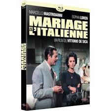mariage ã l italienne mariage à l italienne dvd zone 2 vittorio de sica marcello