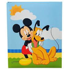 Mickey Mouse Photo Album Album Books