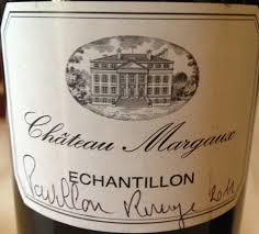 chateau margaux i will drink 2011 pavillon du château margaux bordeaux médoc