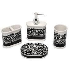 Black Bathroom Accessories by Cheap Black Bathroom Accessories Find Black Bathroom Accessories