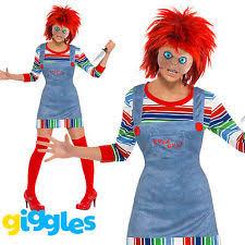 chucky costumes smiffys chucky costumes for women ebay