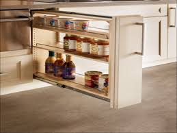 kitchen pull out spice cabinet cabinet slide out slide out