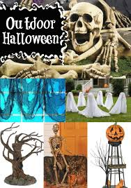 Great Outdoor Halloween Decorations by Great Outdoor Halloween Decorations Halloween Pinterest