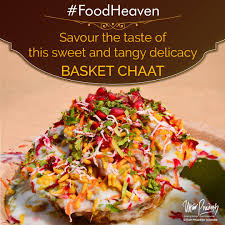 cuisine am ag up tourism on indulge in the basket chaat of lucknow it
