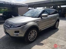 kereta range rover 2012 land rover range rover evoque for sale in malaysia for rm248