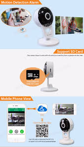 p2p smart home best hd wifi wireless ip camera for home security