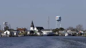 trump tells tangier island mayor not to worry about sea level rise