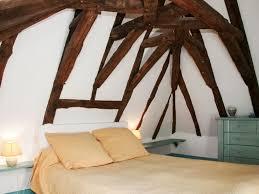 Schlafzimmerm El Mit Fernseher Rustikales Haus Mit Zwei Schlafzimmern Am Schloss Sauveboeuf Mit