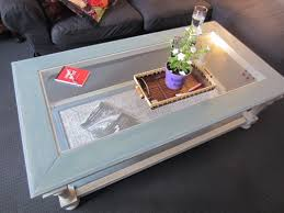 shabby chic coffee table decor u2014 all home design solutions