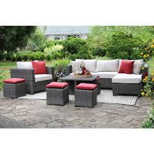 Wicker Deep Seating Patio Furniture - online get cheap modern outdoor seating aliexpress com alibaba