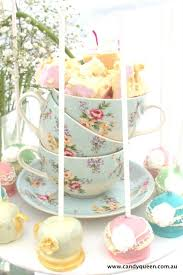 kara u0027s party ideas floral high tea bridal shower party planning