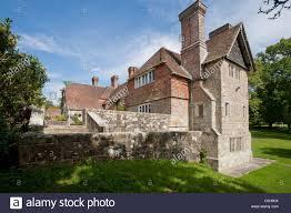 old castle dallington east sussex england uk stock photo