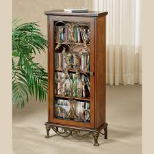 furniture vintage brown lacquer teak wood book storage with
