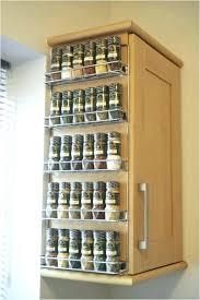 carousel spice racks for kitchen cabinets kitchen spice racks storage solutions for spices best spice racks