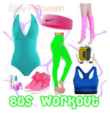 Exercise Halloween Costumes 25 80s Workout Costume Ideas 80s Theme