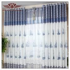 Curtains Printed Designs Caribbean Printed Blackout Window Curtains Modern Design Prinited