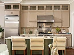 Coastal Living Kitchen Designs - new large kitchen design with high ceiling by bryan reiss cmkbd