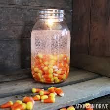 halloween candle jars great ideas 56 halloween treats projects u0026 crafts
