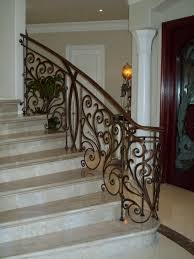 interior ornamental iron work v m iron works inc in the san