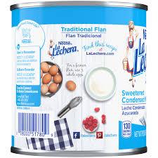 la lechera condensed milk sweetened 14 oz walmart com