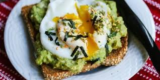 egg clouds make this avocado miso toast with poached egg have no regrets