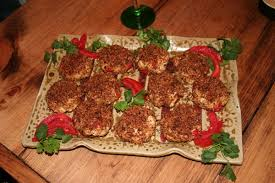 the path of a small plate crab cakes from plano texas to the