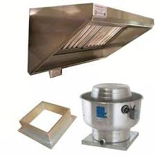 food trailer exhaust fans superior hoods s5hp c 5ft concession hood system package with