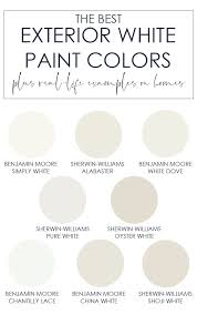 what is the best benjamin white paint for kitchen cabinets the best exterior white paint colors on virginia