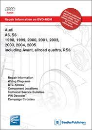 audi a6 owners manual audi a6 s6 1998 1999 2000 2001 2002 2003 2004 2005