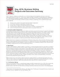 6 business writing sample procedure template sample
