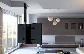 tv a soffitto sistemi integrati maiorflip 900r e 900n staffe tv da soffitto