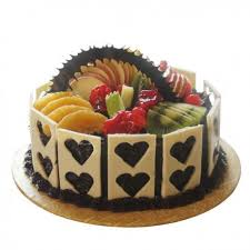 chocolate fruit delivery order online cake in delhi chocolate fruit cake order fresh