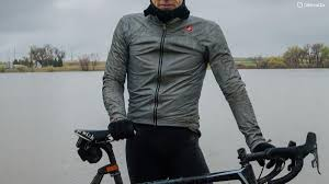 waterproof clothing for bike riding castelli tempesta race jacket review bikeradar