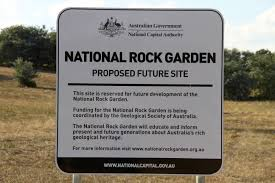Rock Garden Society by National Rock Garden Update Australian Institute Of Geoscientists