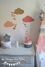 Stickers Chambre Bebe Fille by Stickers Toiles Chambre Bb Sticker Singe Chambre Bb Dcoration