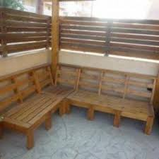 Outdoor Patio Storage Bench Plans by Outdoor Furniture Benches Foter