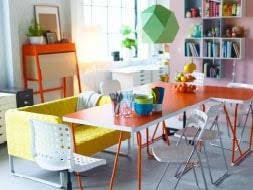 coin bureau dans salle à manger idées déco et solutions coin bureau