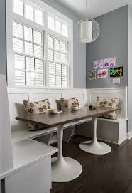 Best 25 Kitchen Banquette Ideas Picturesque Kitchen Banquette Dining Table Modern Room Chicago Of