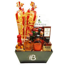 basket gifts the ultimate whiskey sler whiskey gift basket the brobasket