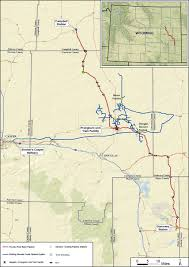 Wy Map Asset Pipelines Wyoming Genesis Energy